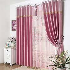 Window Treatments For Wide Windows Designs Curtain Rods For Wide Windows Awesome Pink Floral Window Curtains