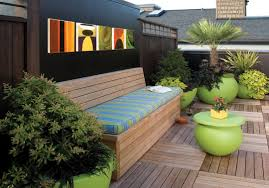 Backyard Storage Ideas by Functional Outdoor Deck Benches Decorating Small Deck Ideas