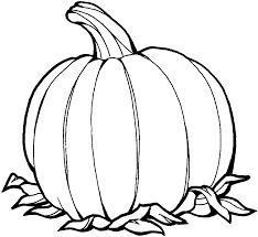 pumpkin coloring page blank pumpkin coloring page free printable
