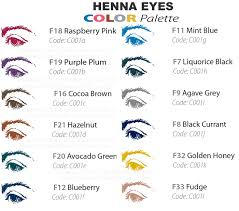 henna eye makeup hennaeyes henna eye liner