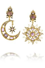 percossi papi earrings 38 best percossi papi sun moon earrings collection images on