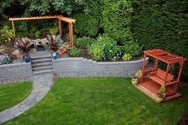 retaining wall ideas landscape beach with cape cod style garden