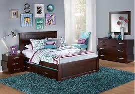 bedroom set with desk full size bedroom set for boys wood stained computer desk black