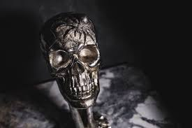 Halloween Skull Decorations Kaboompics Free High Quality Photos