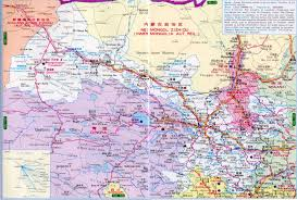 Zhuhai China Map by Gansu Tourist Maps U0026 Geography China Maps Map Manage System Mms