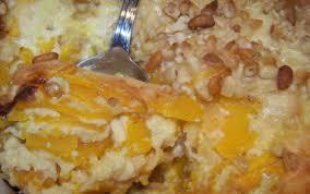 cuisiner avec du lait de coco recette gratin de potimarron au lait de coco huile de pistache et