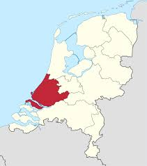 netherlands location in europe map south