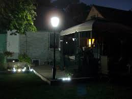 landscape lighting kit solar outdoor lighting home depot outdoor