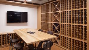 wine cellar swimming pool and a treehouse inside zoopla u0027s new office