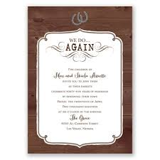 vow renewal invitations vow renewal ideas western theme westerns and vow renewal