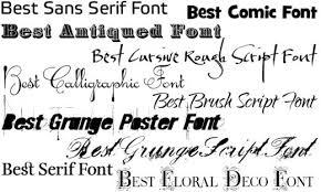 cursive tattoo font i like the
