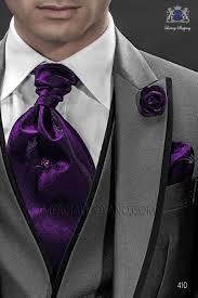 lapel flower purple lurex effect lapel flower pin ottavio nuccio gala