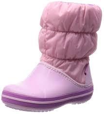 crocs light up boots crocs insoles crocs winterpuff unisex kids warm lining ankle boots