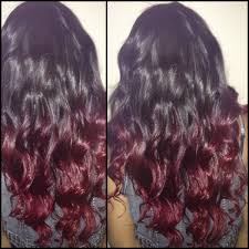 Red Blonde Hair Extensions by How To Red Ombre Diy On Your Hair Private Stock Hair