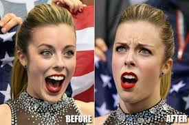 will ashley wagner be sochi s mckayla maroney oh no they didn t