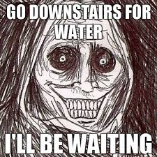 Scary Ghost Meme - 2011 internet memes list of the funniest memes of the year