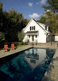 carriage house designs pool traditional with 3 car garage