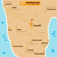 Hyderabad India Map by Hampi U2013 Hotels And Travel Go Heritage Runs Run Fun Travel
