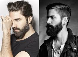 hairstyles that go with beards men s hairstyles beards trends 2017 hairstyles haircuts and