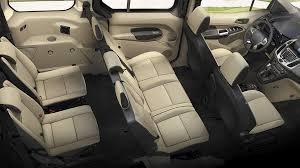 Ford Van Interior The 2017 Ford Transit Connect Is Built For Work