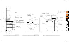 Kitchen Cabinet Construction Plans Cabinetry Details Thesecretconsul Com