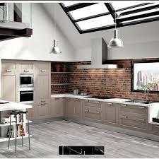 cuisine en bois moderne installation de cuisines bois moderne en charente 16