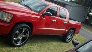 Dodge Dakota Truck Rims - chillwill i am 2008 dodge dakota crew cabslt pickup 4d 5 1 4 ft
