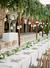 outdoor living afdorable outdoor summer table wedding decoration