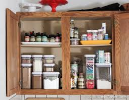 How To Organize A Kitchen Cabinets 5 Ways To Organize Your Baking Supplies