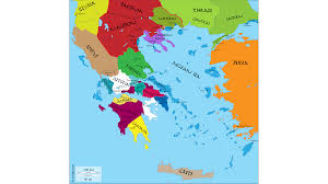 Map Of Ancient Greece Here Are A Number Of Maps Of Ancient Greece I Made Album On Imgur