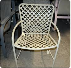 Patio Furniture York Pa by Outdoor Furniture Restoration And Repair Patio Chair Vinyl Strap