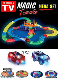 light up car track as seen on tv light up links as seen on tv carolwrightgifts com