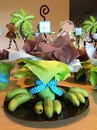 baby shower monkey monkey baby shower decorations ideas baby shower ideas gallery