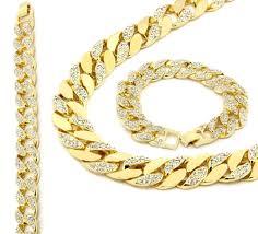 bracelet ebay images Mens gold bracelet ebay gold bracelet diamantbilds jpg
