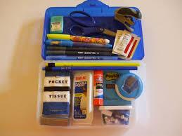 diy kids lockers back to school survival kit diy for kids lockers desks backpacks