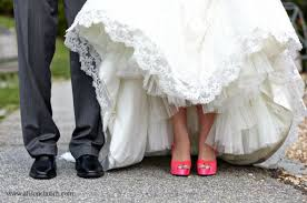 shoes for wedding dress pink wedding shoes i did this but they were tennis shoes