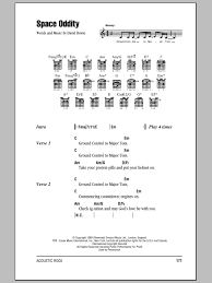 db space oddity music sheets and cords pinterest spaces