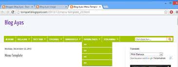 cara membuat menu dropdown keren cara membuat menu dropdown warna hijau super keren blom da judul