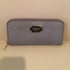 michael kors light blue wallet buy michael kors light blue wallet off64 discounted