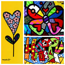 romero britto romero britto over above and beyond