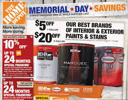 spring black friday sales home depot home depot ginormous memorial day sale 5 23 5 29