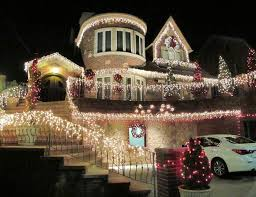 dyker heights holiday lights 22b dyker heights christmas lights 2015 let the light shine