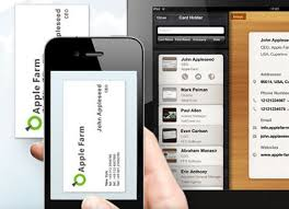 Business Card Reader Scanner App Spotlight Scan Business Cards Straight To Your Salesforce