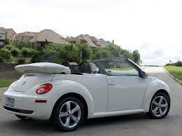 new volkswagen beetle convertible triple white vw beetle convertible for sale u2013 15 995