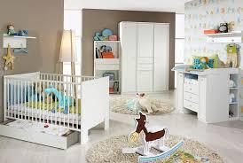 babyzimmer landhausstil babyzimmer komplett modern weiss leni 7 teilig m02