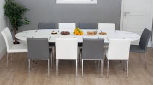 Extended Dining Table Gorgeous Extending Dining Table And Chairs Pertaining To House