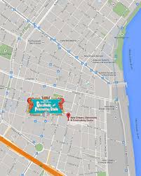 New Orleans Map Of Hotels by Plan Your Visit