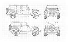 length of jeep wrangler 4 door jeep 2007 2018 wrangler jk suspension lift kits