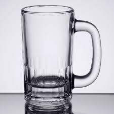 anchor hocking 18u 12 oz beer mug 24 case