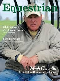 equestrian magazine by united states equestrian federation inc